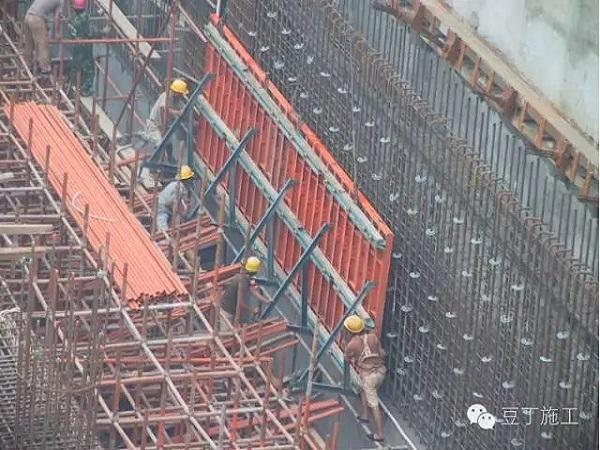 高支架-危险性较大工程的安全要点你一定得知道