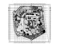 34万平商业办公楼强弱电电气施工图(电缆|变配电所负荷|防雷计算)