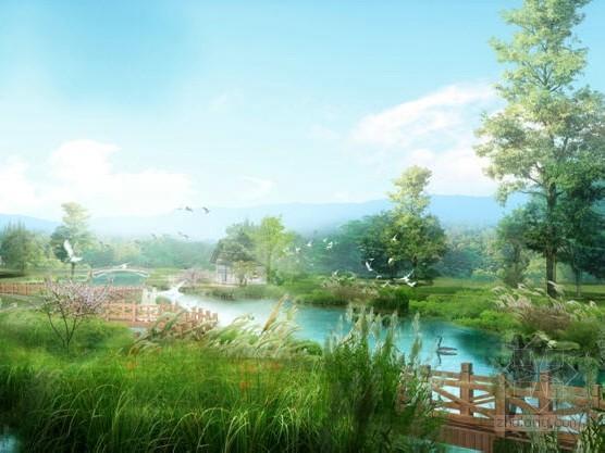 滨水公园景观设计_23
