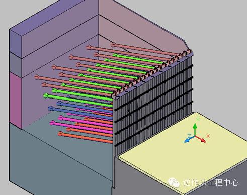 旋喷搅拌加劲桩支护技术的图文详解