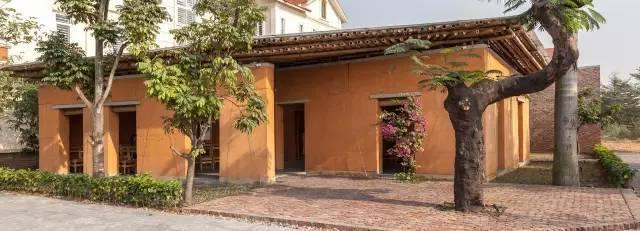 竹子泥土石头文化中心
