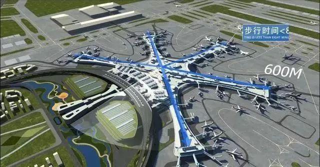 """中国最""""魔幻""""的北京大兴国际机场试飞了!黑科技满满…_9"""