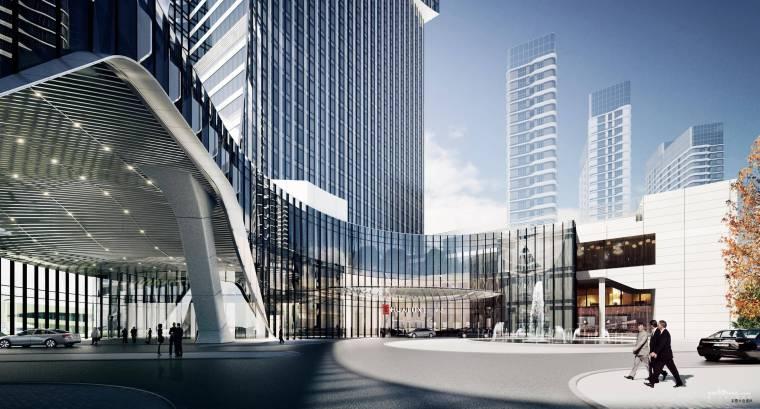 超高层办公楼给水及消防方案选型分析