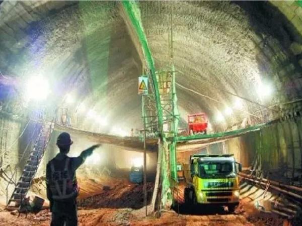 分析公路隧道工程施工中的难点与技术