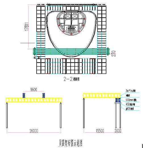郑州国际机场扩建空管工程施工组织设计(含施工方案,340页)