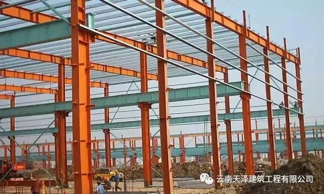 钢结构厂房施工方案_1