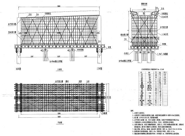 互通立交工程施工方案全套35篇(路基路面桩基,现浇箱梁便桥高支模)_2