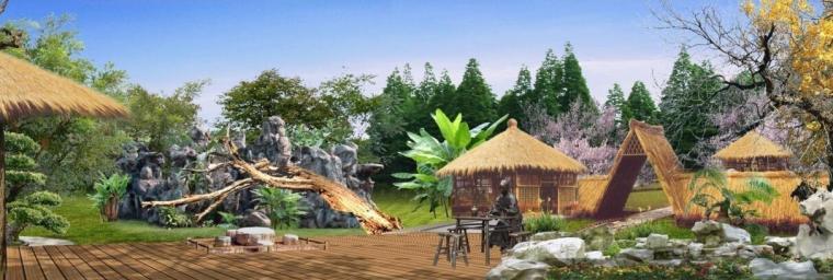 [浙江]某美丽乡村景观方案规划设计文本PDF(100页)