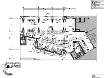 鲁能希尔顿度假酒店设计施工图(附效果图+标识设计+艺术品设计方案+景观设计)
