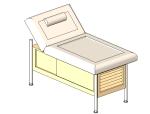 bim软件应用-族文件-靠背按摩凳