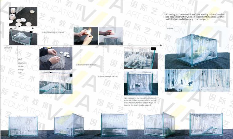 美国「VA作品集建筑设计」最新申请要求:芝加哥艺术学院名校道槛
