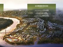 [重庆]主城两江四岸滨江地带北部新区城市规划北京赛车方案文本