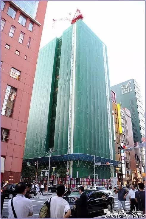 没有围挡、洗车槽、喷淋……,日本工程项目现场管理四大特色!