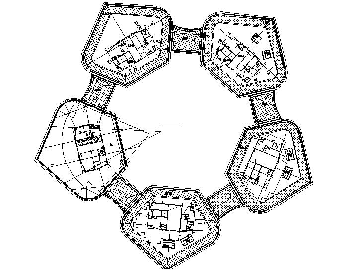 上海君康金融广场全套给排水设计施工图(含计算书)
