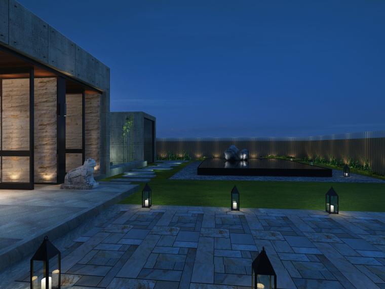 亚洲最大海边别墅之一——天琴湾39别墅设计方案文本