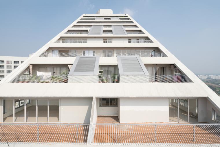 印度浦那未来之塔建筑-1787_Future_Towers_Pune_©Ossip