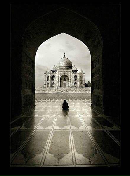 独具魅力的伊斯兰建筑。_8