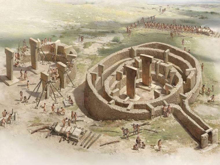 一套图带你读懂建筑结构进化史_1