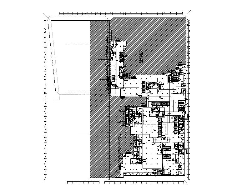 宁波中心人防地下室给排水设计施工图(平时、战时)