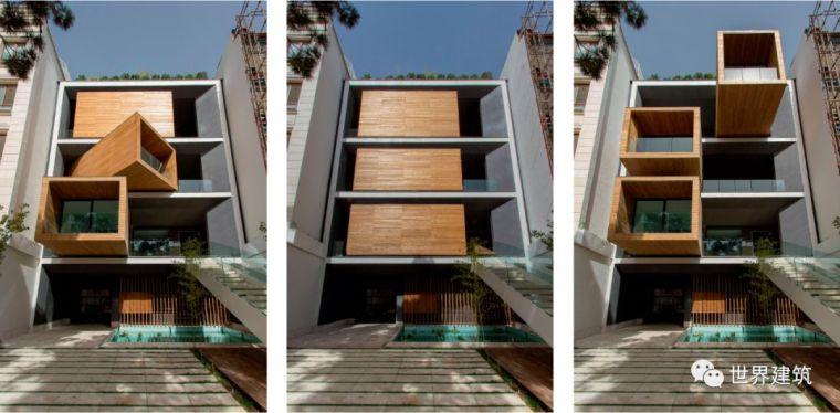 WA|下一个建筑工作室|沙里夫哈住宅|遮阳