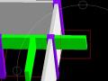 转换层、嵌固层框架梁及悬臂梁不能调幅