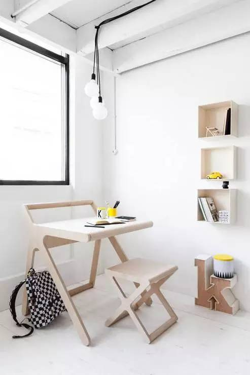 室内设计|N款工作间与书桌,看一眼就为之着迷!_4