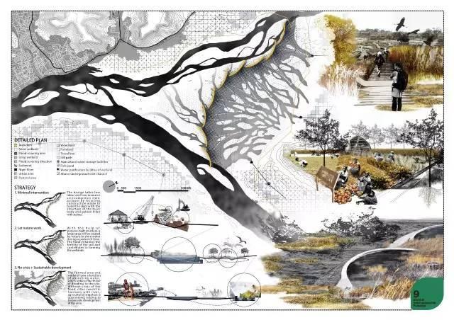 第九届国际景观双年展—景观学校展览作品_22