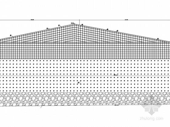 [湖南]重力式挡土墙及土钉边坡支护施工图