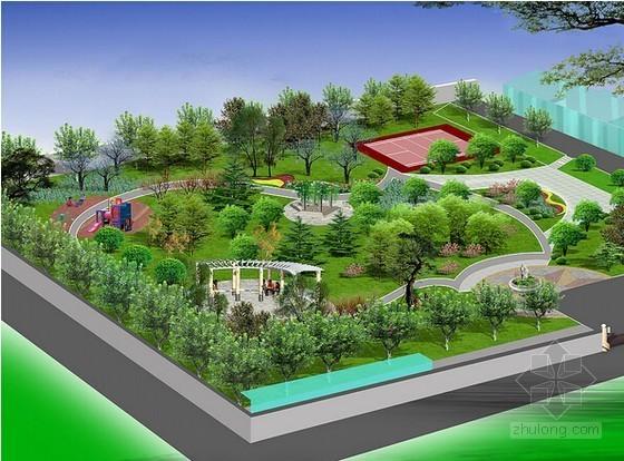 [新疆]2015版园林绿化工程费用定额