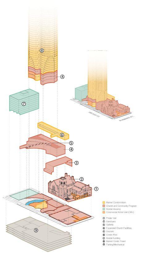 一栋住宅十年设计,这可能是世界上最梦幻的公寓楼_5