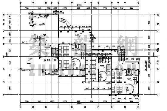 幼儿园建筑施工图-4