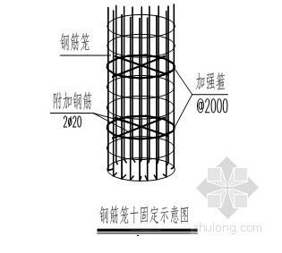 [重庆]高层住宅基础人工挖孔灌注桩专项施工方案