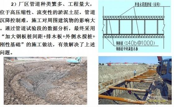 [天津]污水处理及再生利用工程施工技术介绍