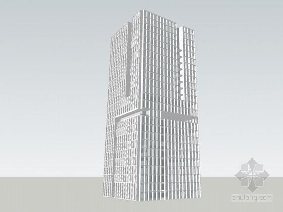 现代高层大楼