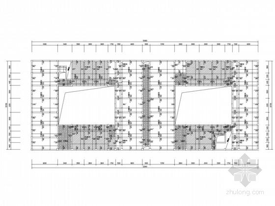 [潍坊]局部二层框架结构施工图