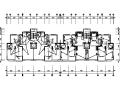 [青海]小区全套(30栋)建筑群电气施工图