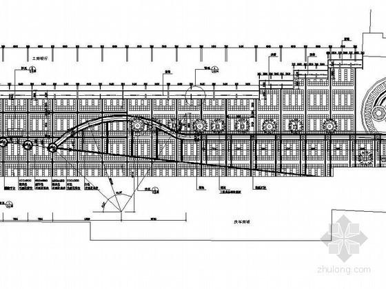 某市新城市大街景观设计施工图整套