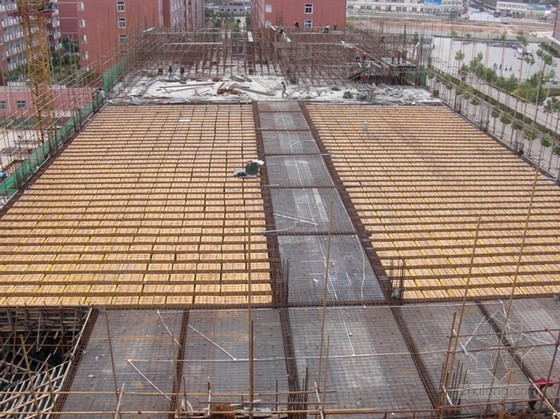 [QC成果]提高PMX轻质复合箱体现浇混凝土楼盖施工质量