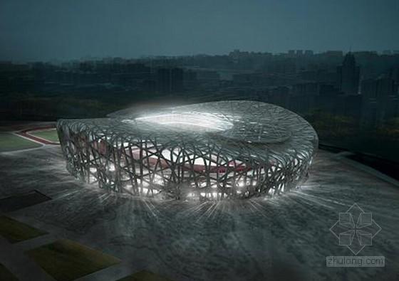 [北京]地标性钢结构体育场工程创优策划书