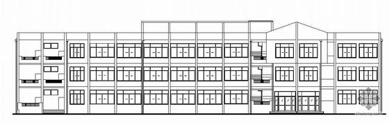 [毕业设计]某三层办公楼建筑结构施工图(含开题报告和计算书)