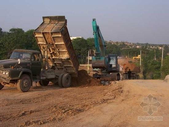 大型场平土石方工程实施性施组设计