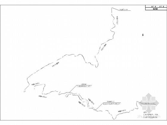 [重庆]泥结石路面四级公路改扩建工程施工图84张(拓宽加铺 圆管涵)