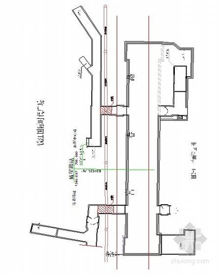 [浙江]地铁车站深基坑围护结构施工方案(SMW工法桩)