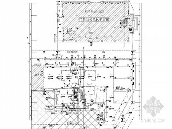 [贵州]高层商业酒店给排水消防施工图