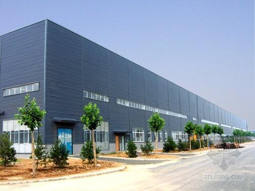 [四川]框架结构工业厂房监理实施细则