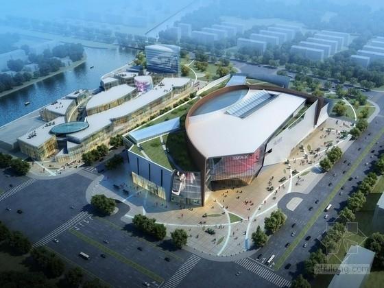 [江苏]6层商业综合体建设设计方案文本