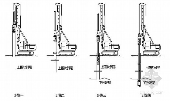 [福建]地下停车场旋挖围护桩专项施工方案(基坑支护桩)