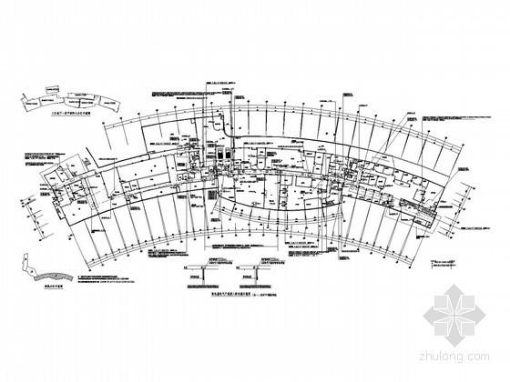 [吉林]国际五星级大酒店全套电气施工图纸84张