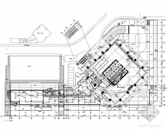 [广州]超高层商住楼全套电气施工图纸153张(含商业裙楼)
