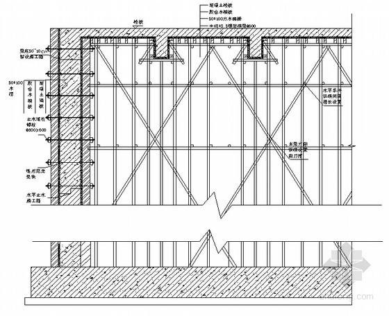 [山东]二层地下车库工程施工方案(40页)